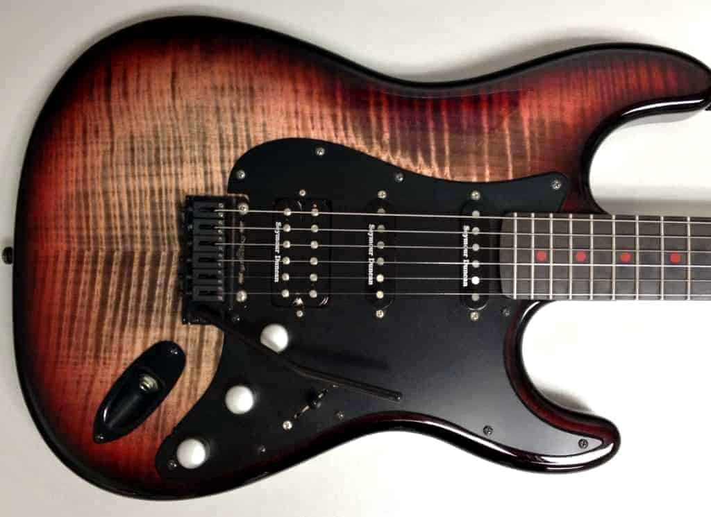 Warmoth Custom Strat